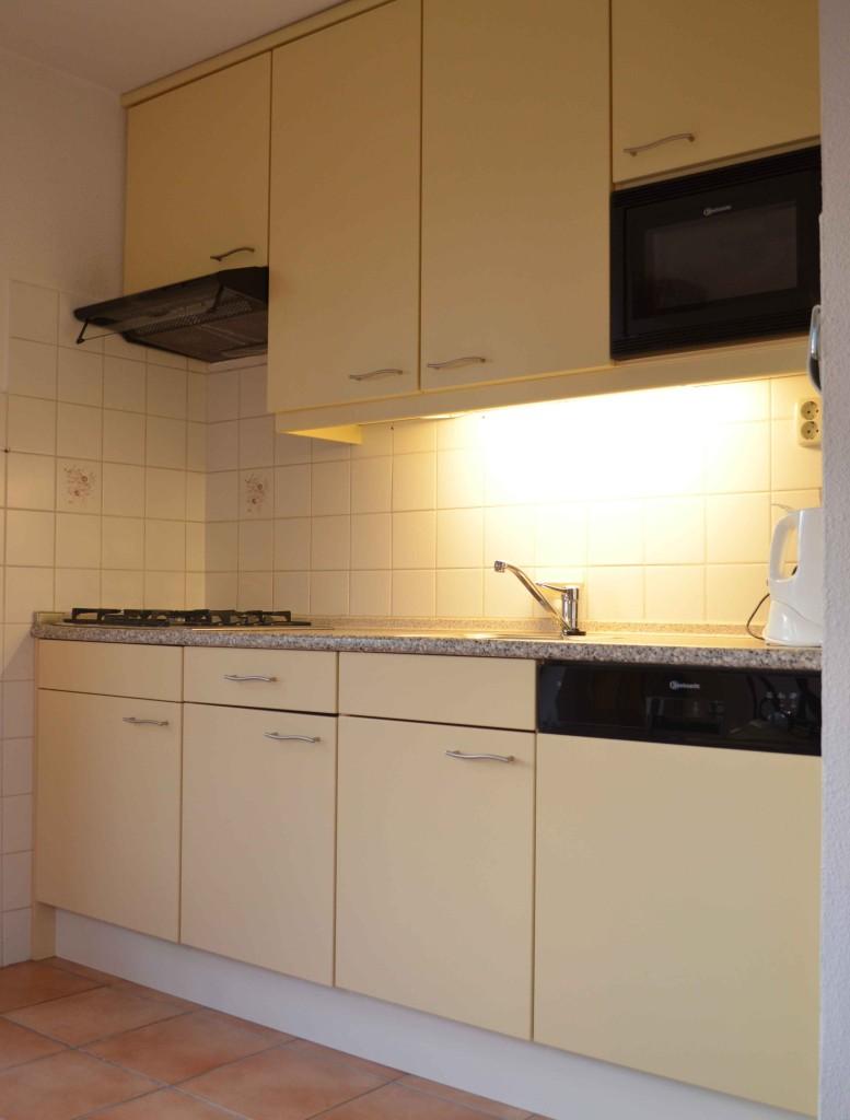 Haus 731, Küche